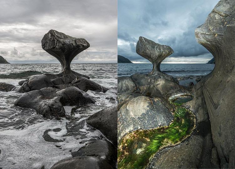 Het verschil tussen eb en vloed